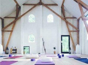 yoga retreat danmark